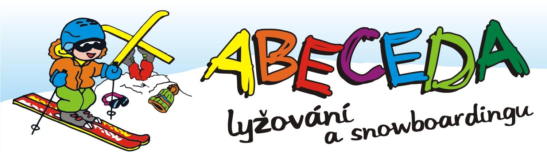 Abeceda lyžování - logo